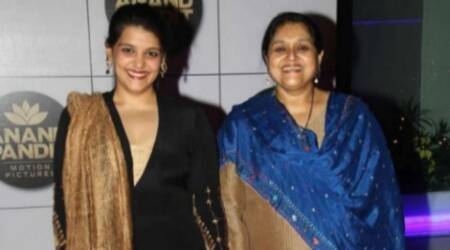 I didn't want Sanah to be an actress: Supriya Pathak