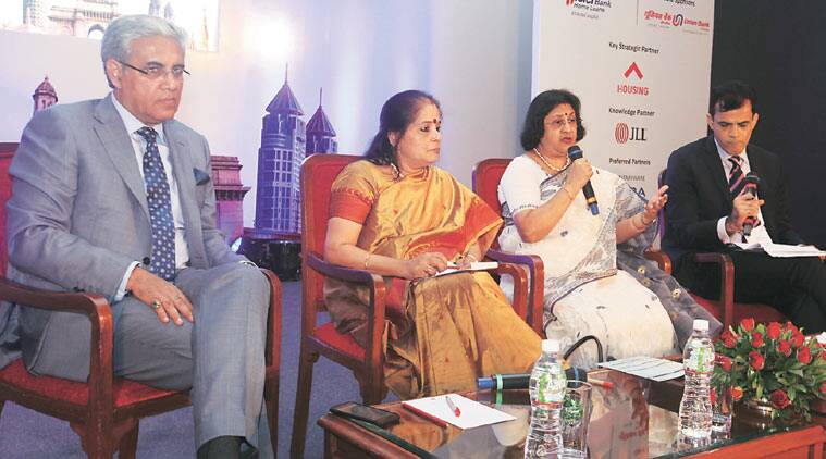 Arundhati Bhattacharya, State Bank of India, Home loans, housing finance companies, National Housing Bank, business news