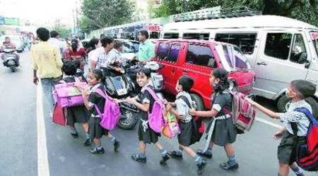 Schools 'fall in line', lighter bags become a norm