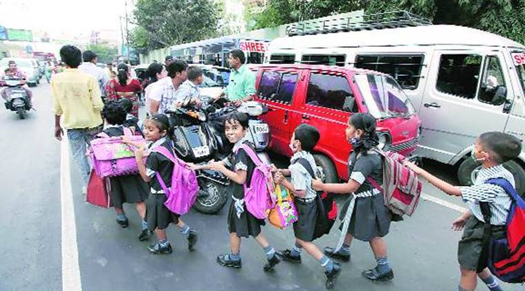 school bus, school bus safety, gurgaon school bus, gurgaon school bus safety, delhi news