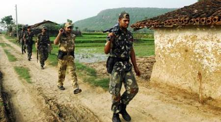 Chhattisgarh: Naxal fire rockets, heavy gunfire at ITBP camp