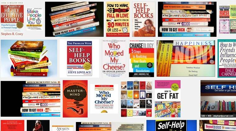 how to write a self help book