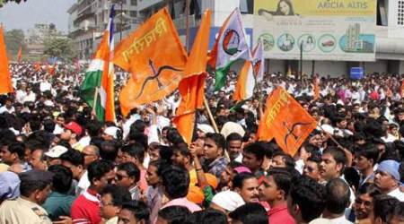 Maharashtra: Opp not happy with allocation of Mayor funds, stagesprotest