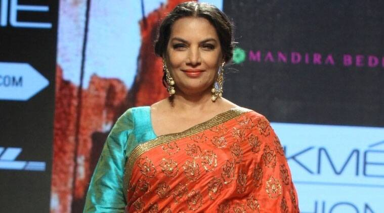 Shabana Azmi, Shabana Azmi actress, Shabana Azmi, Entertainment News