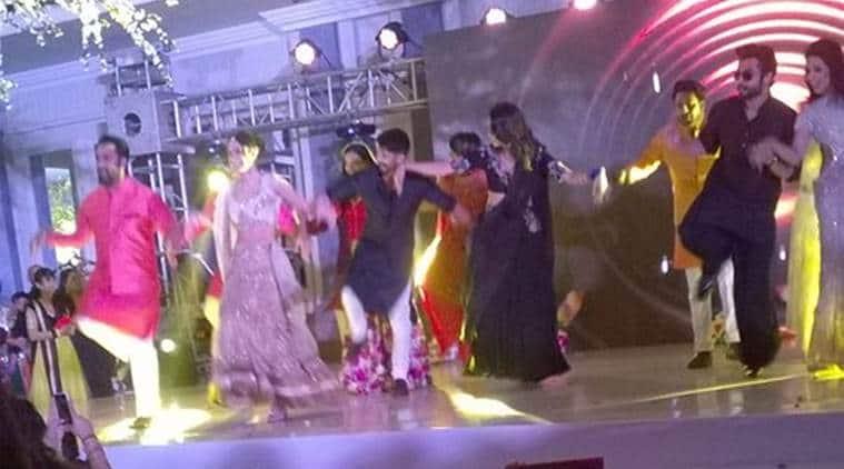 shahid kapoor, mira rajput, shahid mira, shahid mira dance, shahid mira masaba, masaba, masaba sangeet ceremony, masaba sangeet, shahid mira dance video, masaba sangeet video, alia bhatt, enertainment news