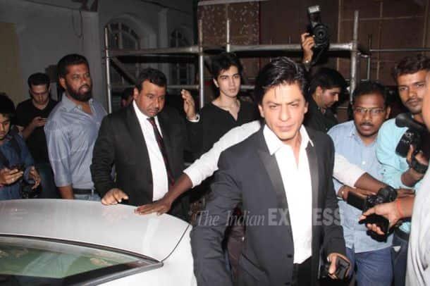 Shah Rukh Khan, Ranveer Singh, Varun Dhawan, Bhaichung Bhatia, Amitabh Bachchan, Jaya Bachchan