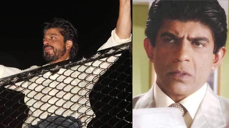 shah Rukh Khan, SRK Rituraj, Shah Rukh Khan Rituraj, Shah Rukh Khan birthday, SRK birthday theatre, SRK theatre Barry John, SRK Gauri, SRK birthday