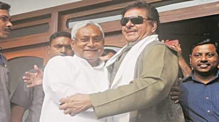 Shatrughan Sinha, nitish kumar, bihar polls