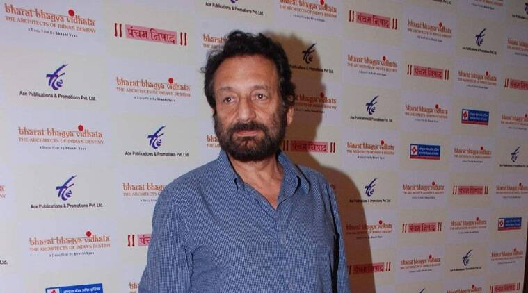 """Shekhar Kapur, who is bringing a TV series titled """"Will"""" about the exploits of young William Shakespeare."""
