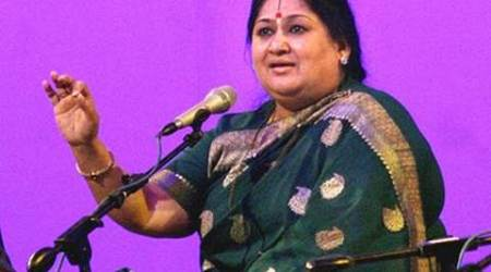 Vedic chanting, Shubha Mudgal begins 'The Sacred' on a grand note