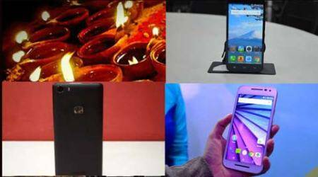 Diwali, Diwali buying guide, Diwali buying offers, Diwali mobile offers, Diwali smartphone deals, Moto G price, Moto G 3rd Gen, Micromax Canvas 5 price, Panasonic Eluga Icon price, Micromax Canvas 5 review, Gionee Marathon M4 price, Zopo Speed 7 Plus, Moto G deals, technology, technology news
