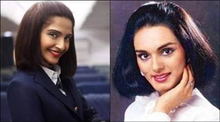 Sonam Kapoor, Sonam Kapoor films, Neerja Bhanot, Neerja Bhanot biopic, Neerja Bhanot biopic release, hijacked passengers on PanAm flight in Karachi, Fox Star Studios, Bling Unplugged, entertainment news