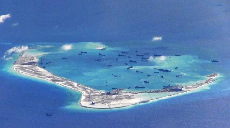 South China Sea, Taiwan South China sea, CHina South China sea, South China sea dispute