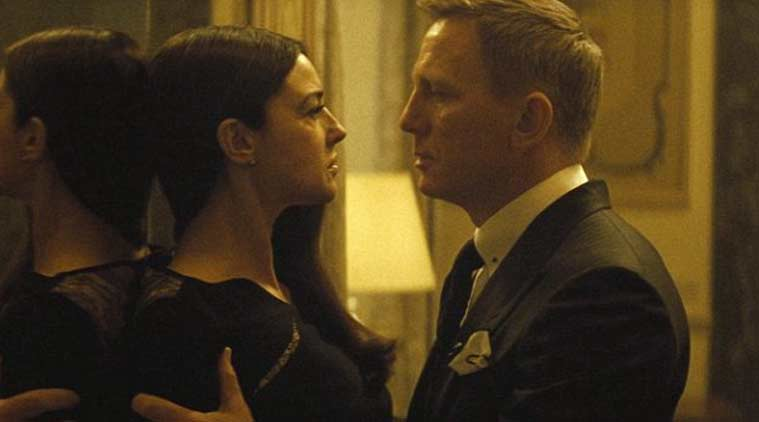 Spectre, Spectre Indian Censor, Censor Board, Spectre no kissing, Spectre no kissing India