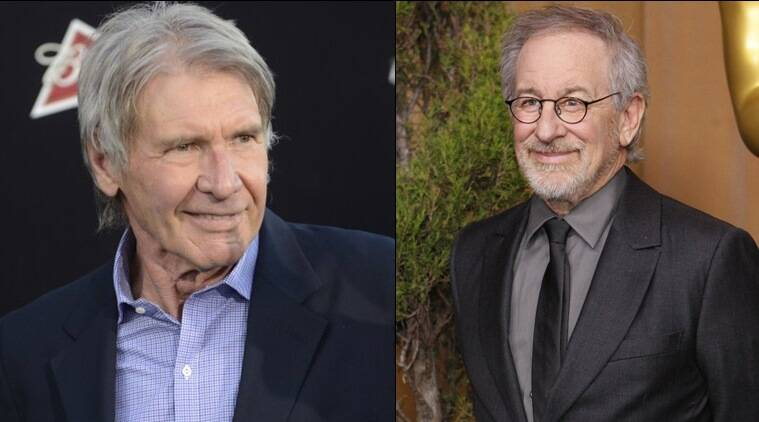 Steven Spielberg, Steven Spielberg Indiana jones V, Harrison Ford, Harrison Ford Upcoming Movies, Indiana jones V, Steven Spielberg Harrison Ford, Steven Spielberg upcoming Movies, Entertainment news