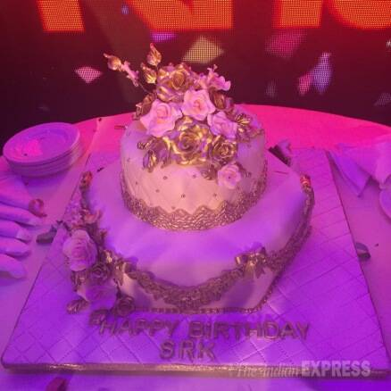 Gauri Khan Birthday Cake
