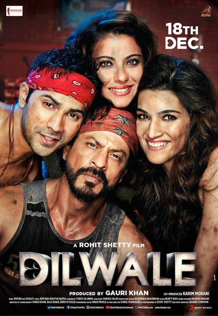 Shah Rukh Khan, Dilwale, Kajol, SRK, Shah Rukh Khan Dilwale, Shah Rukh Khan Kajol, Shah Rukh Khan Banner, SRK Dilwale, SRK Kajol, SRK Kajol Dilwale, Rohit Shetty's Dilwale, Entertainment news