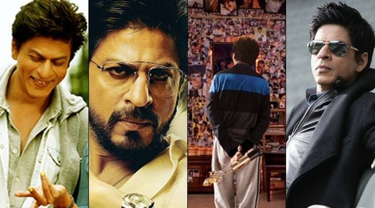 Shah Rukh Khan's upcoming movies: From 'Dilwale' to 'Raees ...