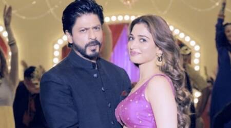 Shah Rukh Khan, Tamannah Bhatia, Shah Rukh Khan Tamannah Bhatia, Shah RUkh khan Tamannah, SRK Tamannah Bhatia, SRK Tamannah, SRK Tamannah Bhatia ad, SRk Tamannah Advertisement, Entertainment news