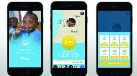 Share The Meal: UN's new smartphone app to fight global hunger