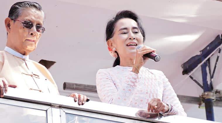 Myanmar, Suu kyi, world, world news, myanmar news, myanmar polls, myanmar democracy, myanmar elections, suu kyi victory myanmar