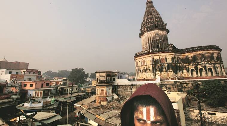 Ayodhya has the largest number of pilgrim sites that can be connected to Valmiki's Ramayana