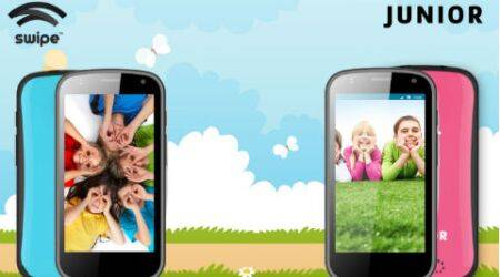 Swipe, Swipe smartphones, Swipe Junior smartphone, Swipe Junior price, Swipe smartphone for kids, smartphones for kids, Swipe Junior smartphone specs, Swipe Junior smartphone features, smartphones, mobiles, technology, technology news