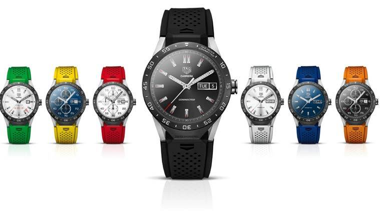 Tag Heuer Connect, Tag Heuer Connect price, Tag Heuer Connect with Android Wear, Tag Heuer Android watch, Tag Heuer Android smartwatch, Tag Heuer price India, Tag Heuer Android smartwatch, Smartwatches, technology, technology news