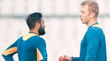 On India's dust bowls, the two opposites in Simon Harmer, Imran Tahir get along fine