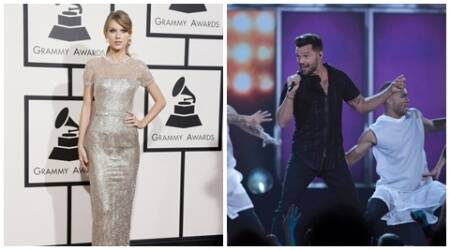 Taylor Swift is a sweetheart: Ricky Martin