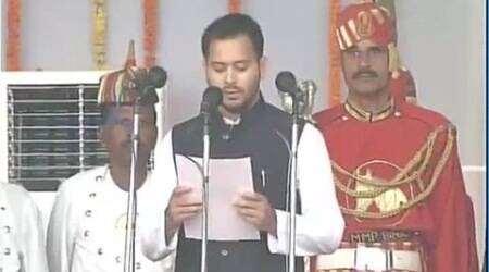 Newly elected Bihar MLAs take oath as members of 16th state Legislative Assembly