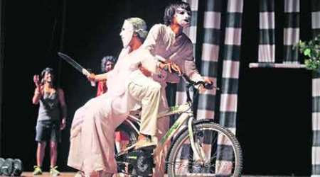 Chandigarh: Theatre festival enthralls audience