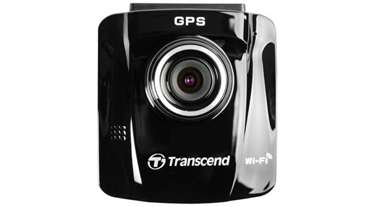 Transcend DrivePro 220 is one of the first dashcams to be commercially marketed in India