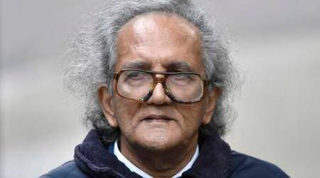Aravindan Balakrishnan arrives at Southwark Crown Court in London, Britain November 11, 2015. Balakrishnan is charged with false imprisonment and rape.  REUTERS/Toby Melville