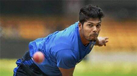 umesh yadav, india, cricket, Vijay Hazare Trophy, Vijay Hazare Trophy 2015, 2015 Vijay Hazare Trophy, MS Dhoni Jharkhand, Cricket News, Cricket
