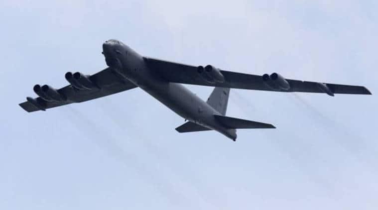 US, US B-52 bombers, south china sea, china, B-52 bomber, world news, china news