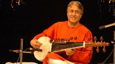 Ustad Amjad Ali Khan honoured by Assam university