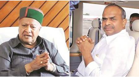 Firms with 'links' to Virbhadra Singh, YSR family corners power projects in Karnataka