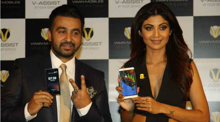 Shilpa Shetty, Raj Kundra, Viaan mobiles, Shilpa Shetty mobile launch, Viaan mobile launch, Shilpa Shetty's son, Viaan phone, smartphones, smartphone launch, entertainment, technology, technology news