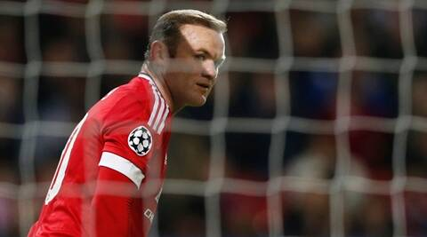Football Soccer - Manchester United v PSV Eindhoven - UEFA Champions League Group Stage - Group B - Old Trafford, Manchester, England - 25/11/15 Manchester United's Wayne Rooney looks dejected Action Images via Reuters / Carl Recine Livepic EDITORIAL USE ONLY.