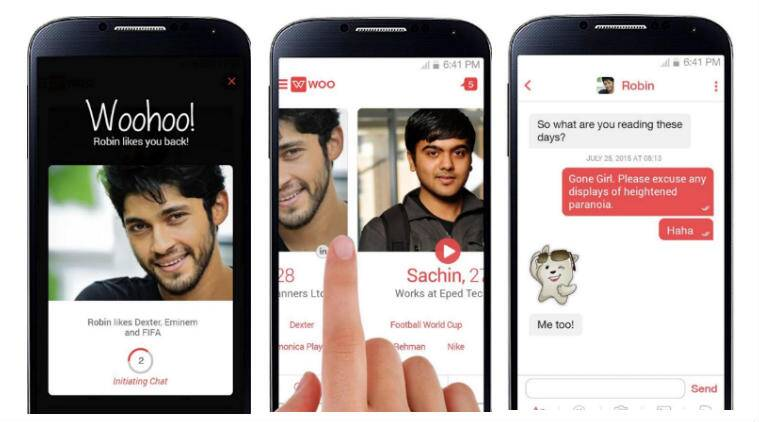 Which are the best dating apps in india