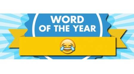 An emoji for word of the year: The joy? Thesorrow?