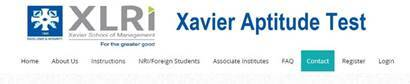 XAT 2016 Registration: Exam is on Jan 3, 2016
