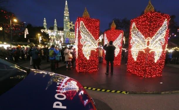 Christmas celebrations around the world