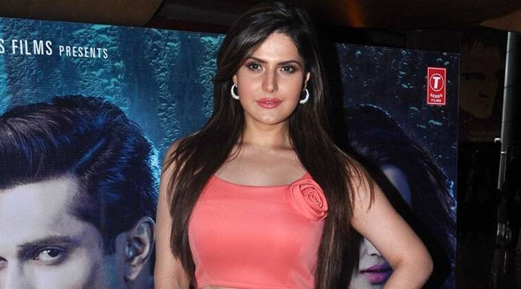 Zareen Khan, Zareen Khan Films, Zareen Khan Hate Story 3, Zareen Khan in Hate Story 3, Zareen Khan Hate Story 3 Movie, Hate Story 3, Hate Story 3 Trailer, Hate Story 3 Movie, Entertainment news