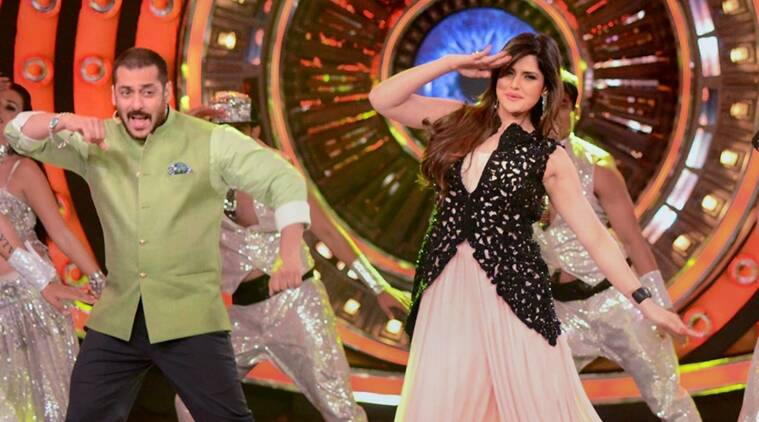 I am very scared of Salman and intimidated by him :   Zareen Khan, Actress