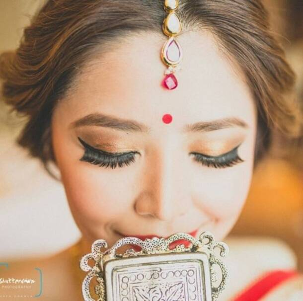 Hong Kong couple flies to India for Taj wedding shoot