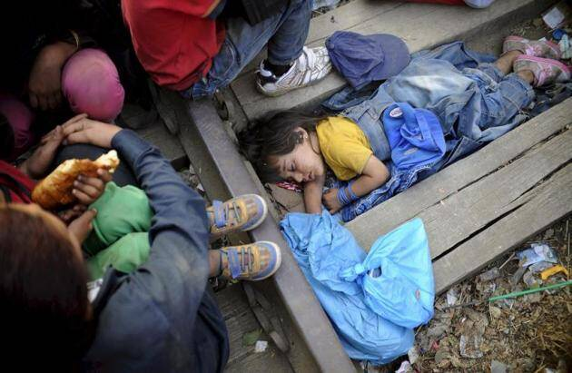 migrants, refugee, migrant crisis, european migrant crisis, syrian refugee, syrian war, syrian refugee crisis, eu refugee policy, UN migrant crisis, greece migrants, eu nations migrants blockade, europe news, syria news, latest news, syria refugee photos, migrant crisis photos