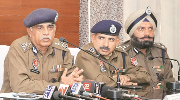 punjab police, police received message, DGP initiative, punjab news, chandigarh news