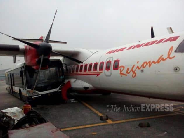 plane crash, aircraft crash, plane crash kolkata airport, jet airways, india plane crash, kolkata airport, Plane Crash Photos, Aircraft crash photos, kolkata news, india news